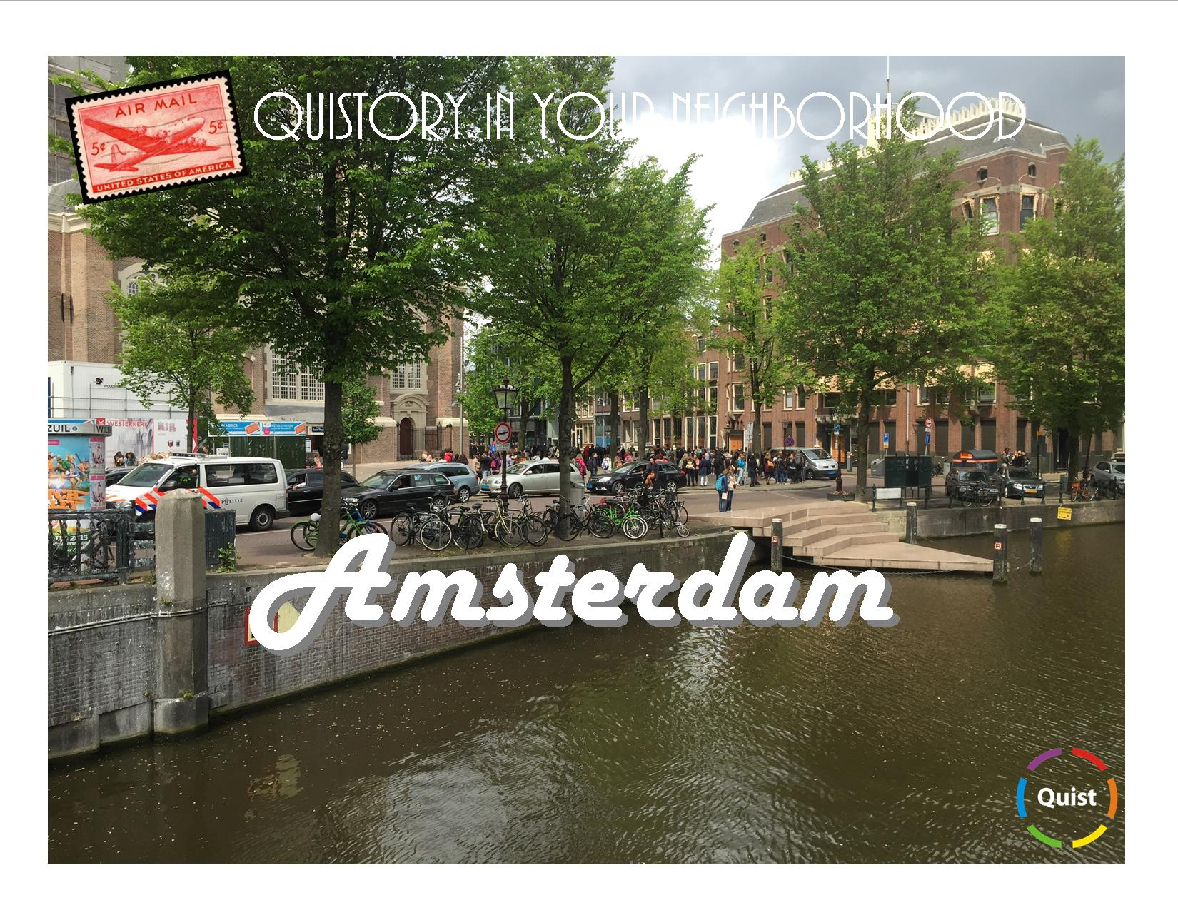 Quistory in your Neighborhood Images for Amsterdam