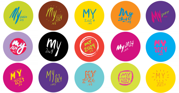 My2024 buttons