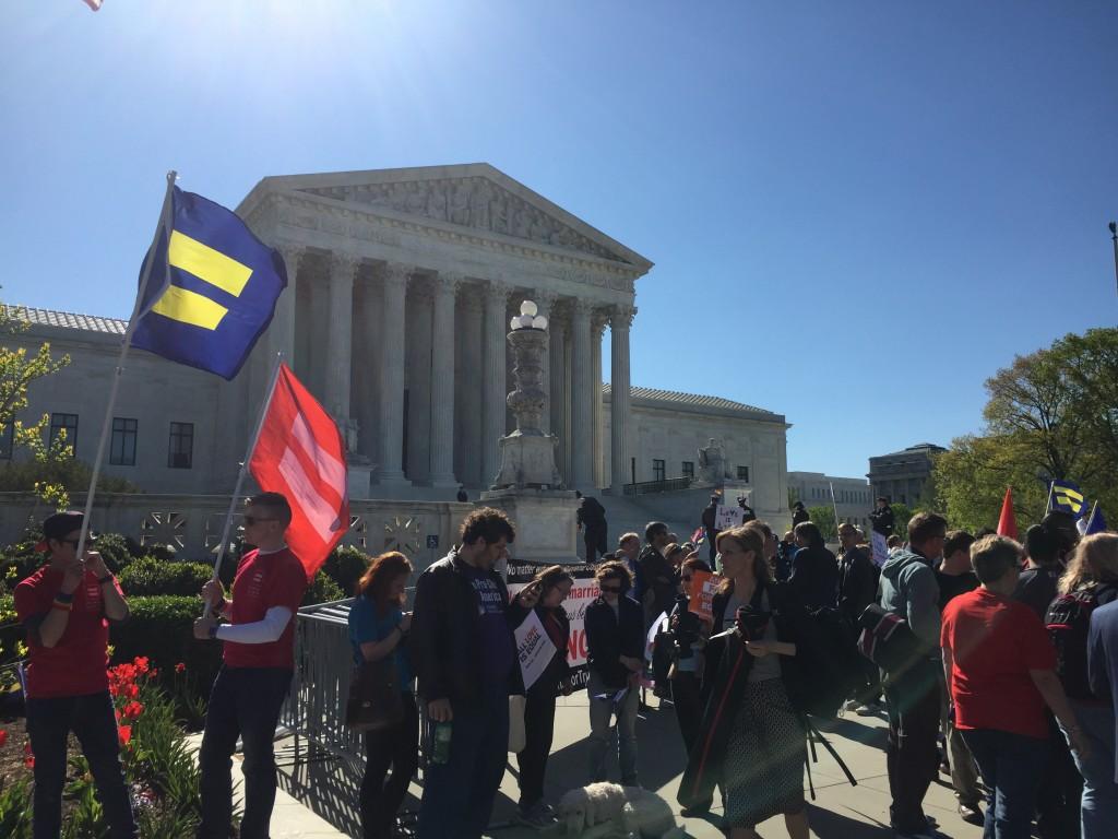 Supreme Court Same-sex Marriage